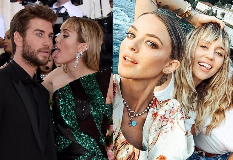 2Kaitlynn Carter - nowa sympatia Miley
