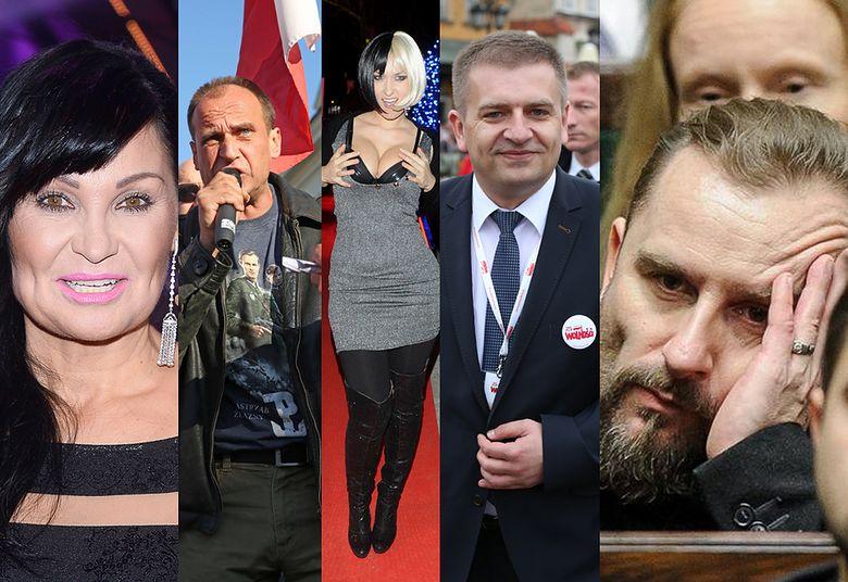 """2Polityczne """"kariery"""" celebrytów"""