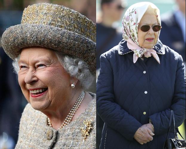 Elżbieta II gawędziła z amerykańskimi turystami, którzy jej NIE ROZPOZNALI. Spytali, czy widziała na własne oczy& królową
