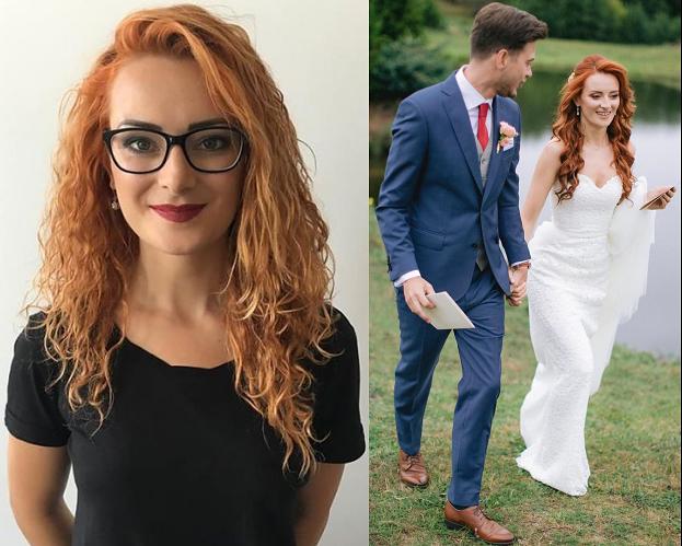 Iwona Cichosz WYSZŁA ZA MĄŻ! Miss Świata Niesłyszących pochwaliła się zdjęciem ze ślubu