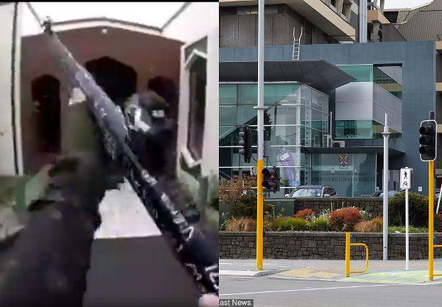 Zamach W Nowej Zelandii Update: Zamach Na Meczet W Nowej Zelandii. Policja Potwierdza 40