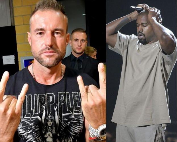 """Philipp Plein twierdzi, że padł OFIARĄ OSZUSTWA: """"Z przykrością stwierdzamy, że Kanye West nie wystąpi na naszym pokazie"""""""