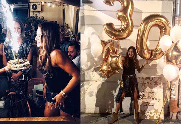 """Lewandowska miała drugą imprezę urodzinową! Tym razem dla """"przyjaciółek"""" (FOTO)"""