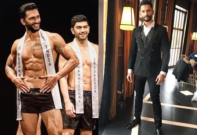 2CIACHO TYGODNIA: Prathamesh Maulingkar, zwycięzca Mister Supranational 2018