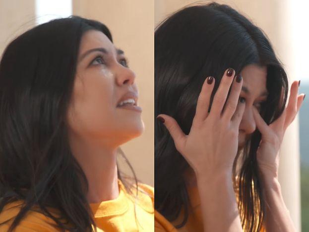 """Kourtney Kardashian ze łzami w oczach opowiada o strachu przed 40-tką: """"Chciałabym mieć więcej czasu"""""""