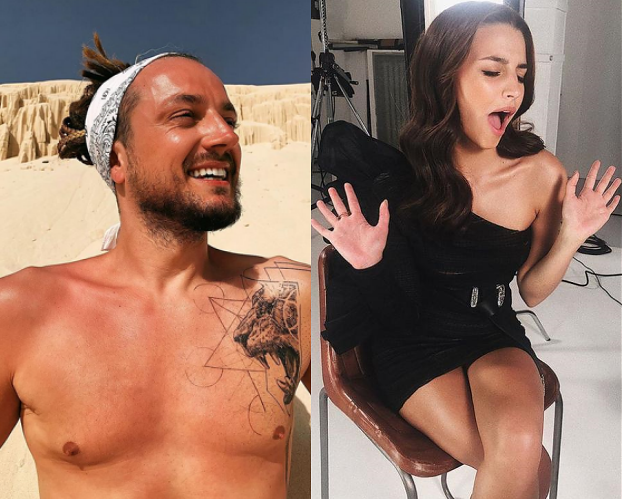 Julia Wieniawa i Baron spędzają razem urlop?! Fani: