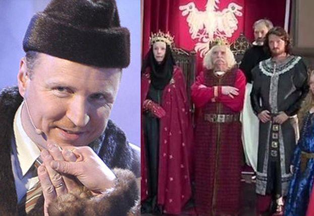 """Sukces Kurskiego: """"Korona królów"""" rusza na podbój WĘGIERSKIEJ TELEWIZJI!"""