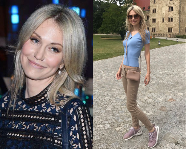 """TYLKO NA PUDELKU: Internauci są zaniepokojeni szczupłą sylwetką Magdaleny Ogórek: """"Anoreksja to poważna choroba"""". Odpowiedziała"""