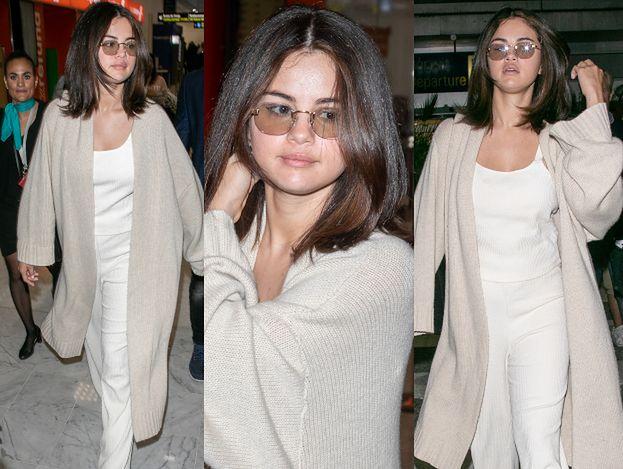 Cannes 2019: Eteryczna Selena Gomez przybywa na festiwal w wyszukanej stylizacji