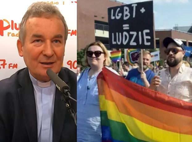 """Ksiądz o osobach LGBT: """"TO ZOOFILE I PEDOFILE. Chcą doprowadzić do sytuacji, w której młodzież i dorośli będą niepłodnymi erotomanami!"""""""