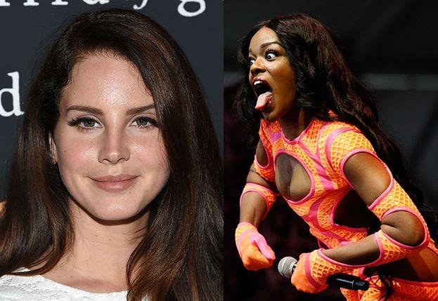 """Lana Del Rey i Azealia Banks kłócą się na Twitterze: """"Wyślę ci numer mojego chirurga i DOBREGO PSYCHIATRY"""""""