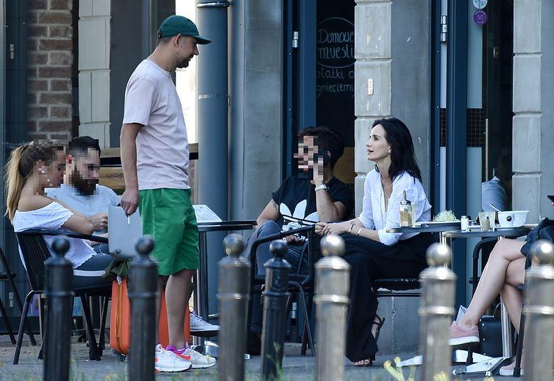 2Viola umówiła się ze znanym raperem