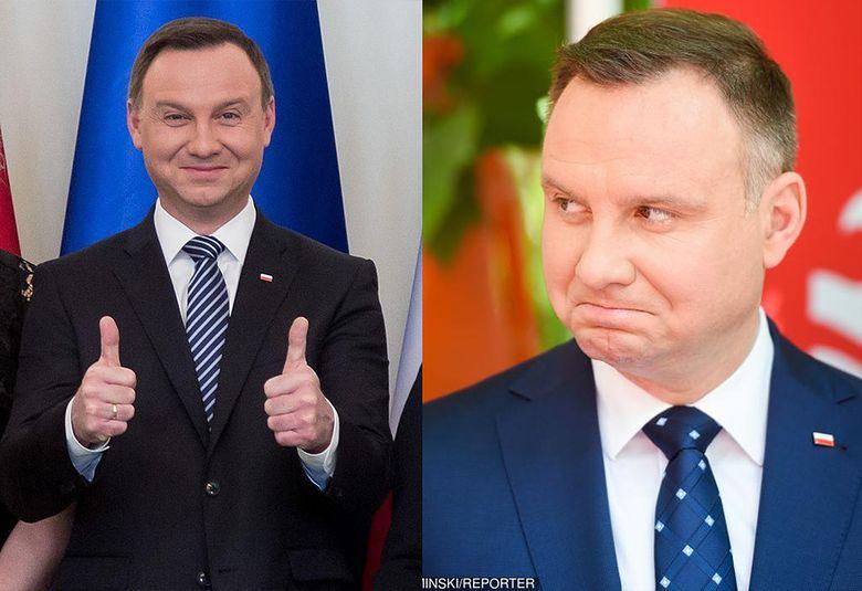 """Andrzej Duda - najbardziej """"memiczny"""" polski prezydent ..."""