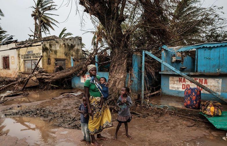 Potężny cyklon w Afryce Południowej. Co najmniej 761 ofiar śmiertelnych