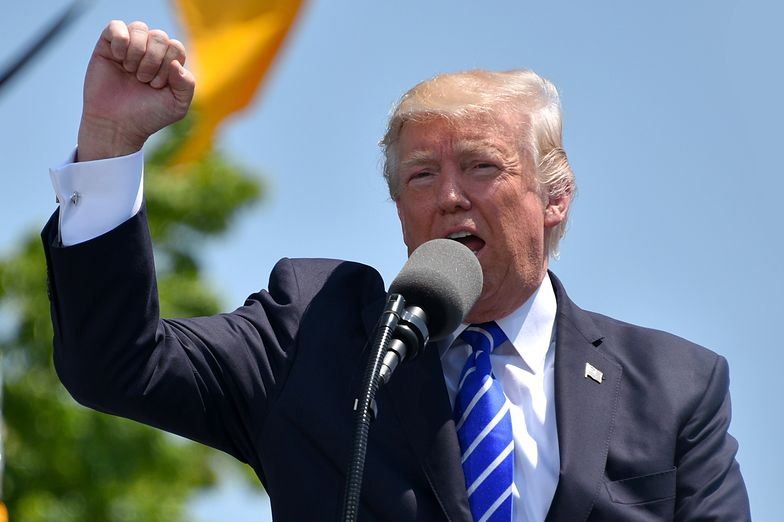 Donald Trump kontra Google