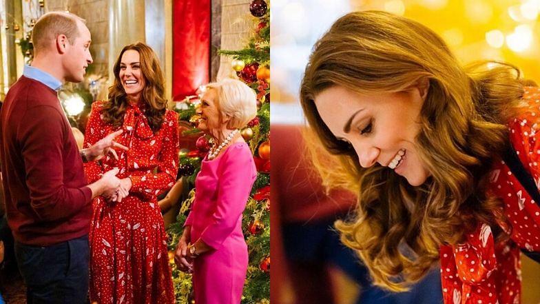 Kate Middleton i książę William chętnie angażują się w akcje charytatywne.