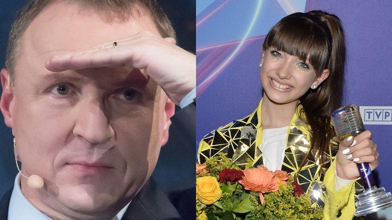 Jacek Kurski poszukuje idealnego reprezentanta na konkurs Eurowizji