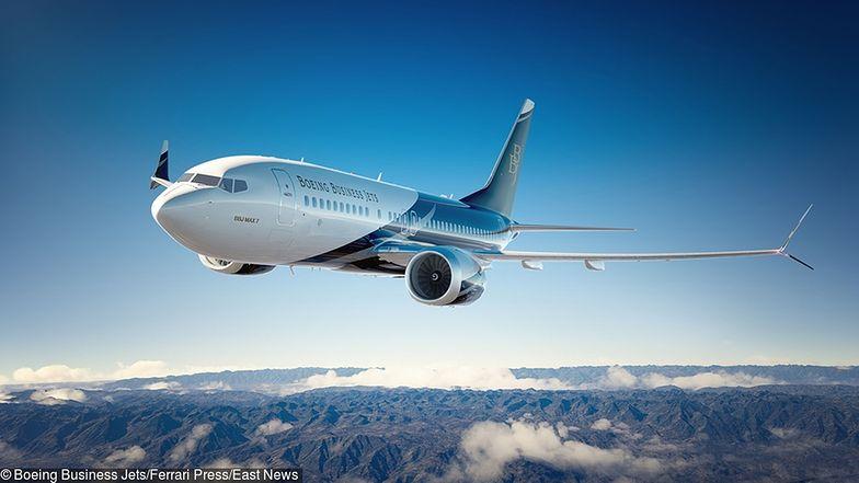 Wyjątkowy Boeing
