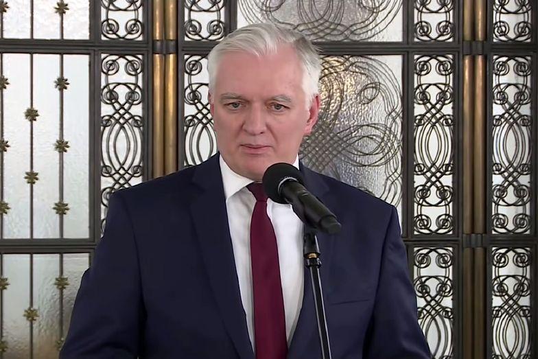 Jarosław Gowin uważa, że wybory 2020 nie powinny odbyć się w pierwotnym terminie.