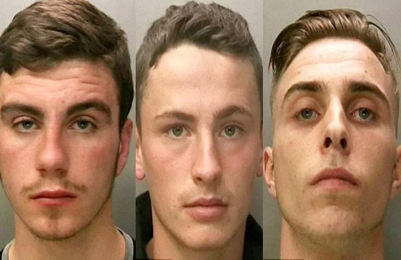 Porwali 14-latkę i zmuszali do seksu z 20 osobami. Cudem uciekła