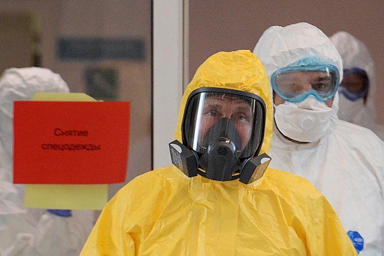 Koronawirus w Rosji. Putin ukrywa rozmiary pandemii? Pojawiły się zarzuty
