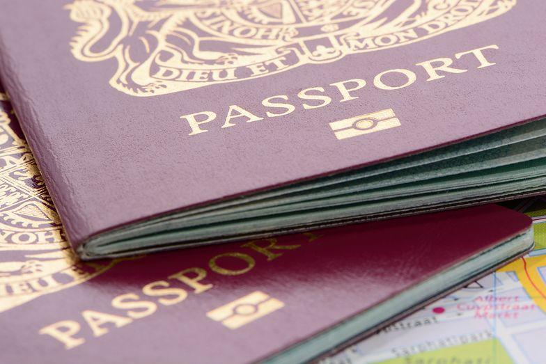 Wielka Brytania wymazała Unię Europejską z paszportów