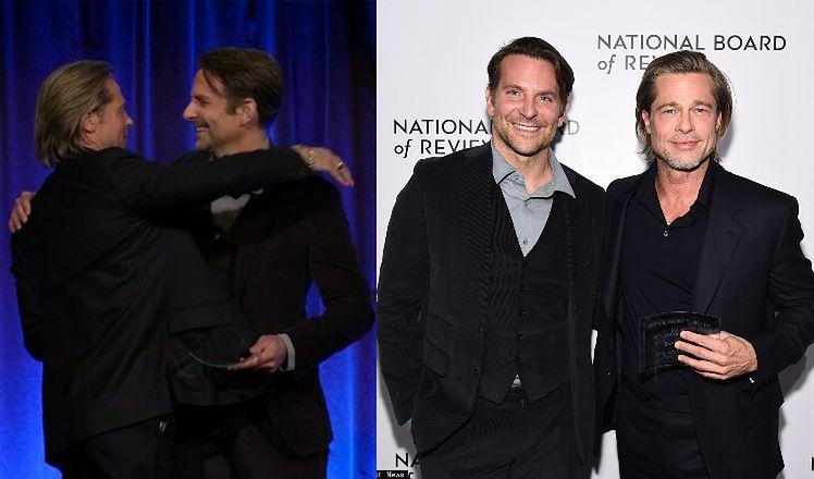 """Brad Pitt wyszedł z nałogu na skutek interwencji Bradleya Coopera: """"Dzięki temu człowiekowi udało mi się WYGRAĆ Z ALKOHOLEM"""""""