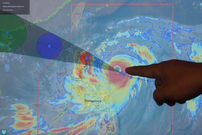Katastrofa na Filipinach