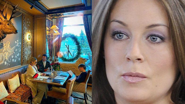 """Wyluzowani Małgorzata Rozenek i Radosław Majdan siedzą w restauracji w okularach przeciwsłonecznych. Fani: """"Zamiast roześmianych buzi widzę tylko lans"""" (FOTO)"""