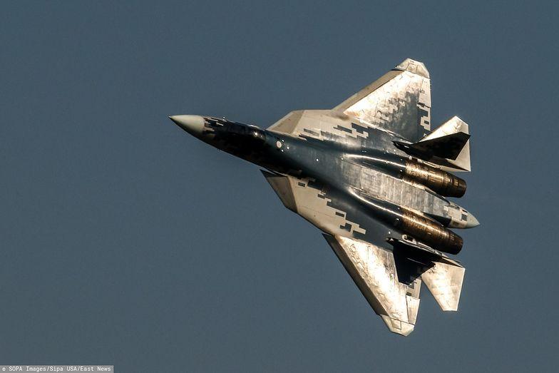 Rosja. Rozbił się samolot wojskowy. Okoliczności nie są jasne