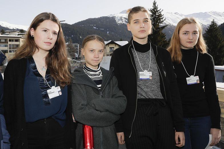 Greta Thunberg na zdjęciu, które wywołało skandal. Jest reakcja