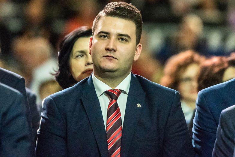Bartłomiej Misiewicz wyszedł na wolność
