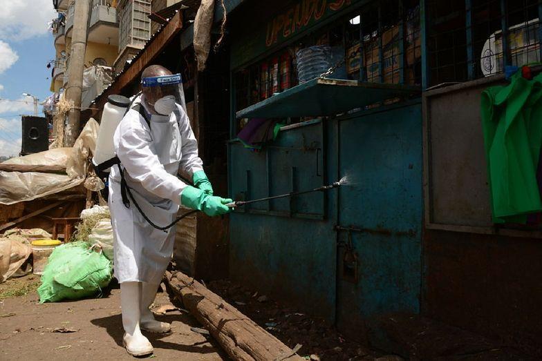 Koronawirus w Afryce: Odnotowano 1200 zakażeń i 30 zgonów