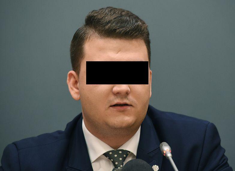 Bartłomiej M. został aresztowany na 3 miesiące