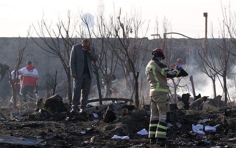 Iran. Nowe informacje ws. katastrofy
