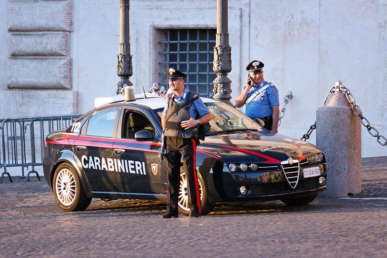 Carabinieri we Włoszech