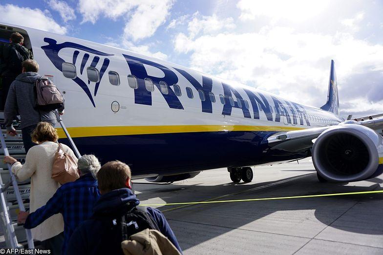 Ryanair zawiesza kolejne loty z Modlina.
