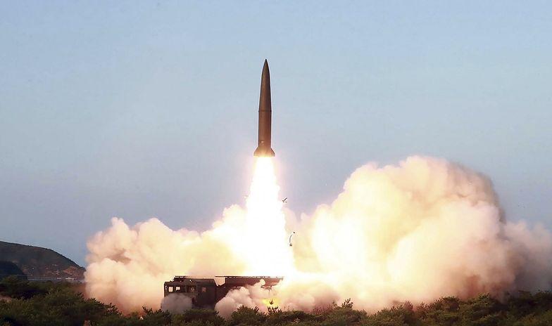 Korea Północna. Kim Dzong Un zerwał świat na nogi w piątek wieczorem