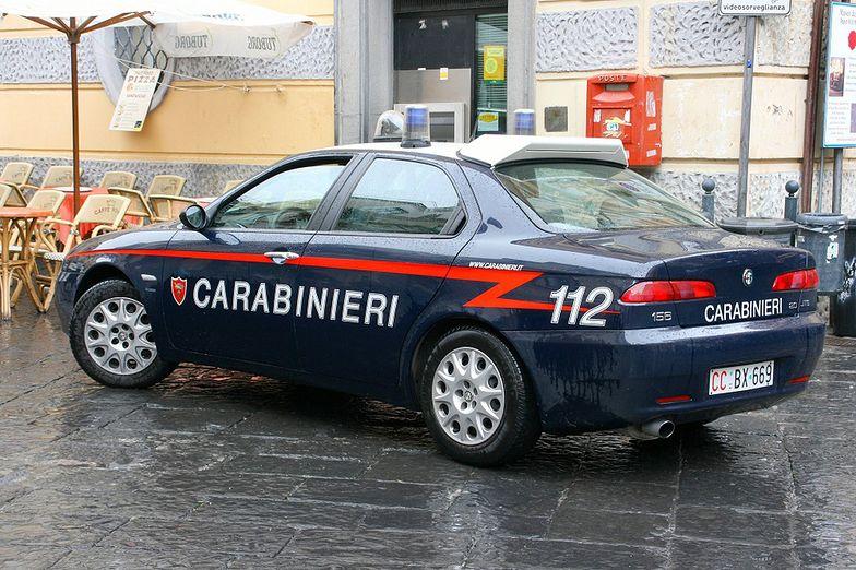 Włochy. Polak seryjnym złodziejem butów