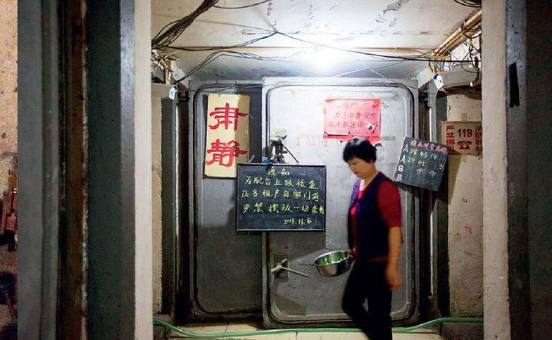 Sekretne miasto pod Pekinem. Chińskie władze przeprowadzają tam eksperymenty?