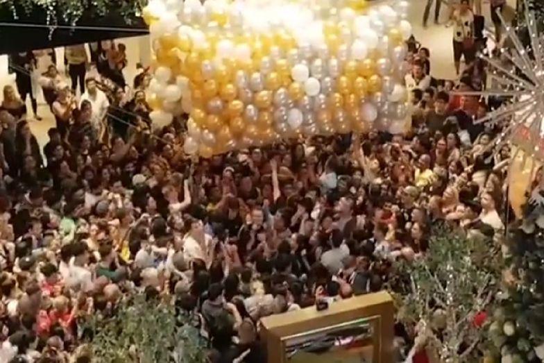 Australia. Chaos w centrum handlowym. 5 osób w szpitalu