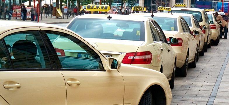 Hamburg. Noworodek zapomniany w taksówce