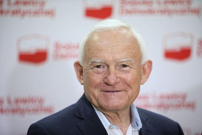 Były premier Leszek Miller (zdj. arch.)