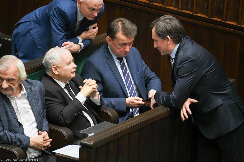Polski rząd ma czas do 13 lutego, by formalnie ustosunkować się do skargi KE