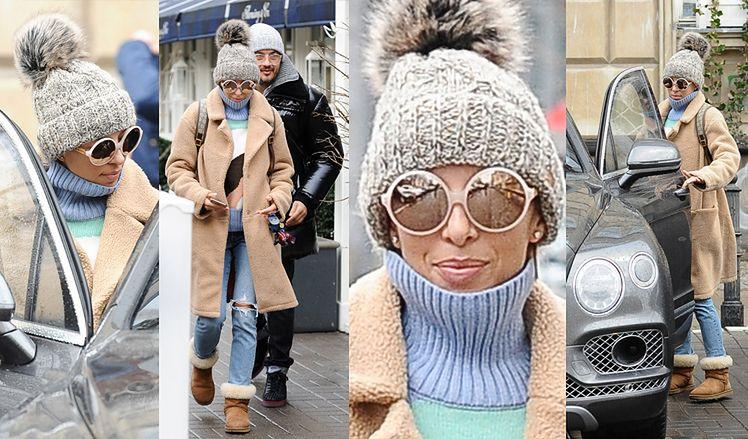 Ewa Chodakowska z mężem podjeżdżają pod modną restaurację nowym Bentleyem za PONAD MILION złotych (ZDJĘCIA)