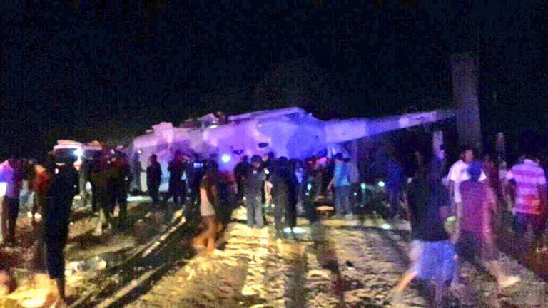 Meksyk: Katastrofa wojskowego helikoptera. Na ziemi zginęło 13 osób