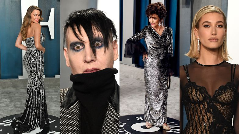 Gwiazdy na Vanity Fair Oscar Party
