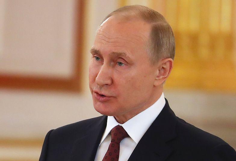 Putin sieje psychozę. Media publikują poradniki na wypadek ataku jądrowego