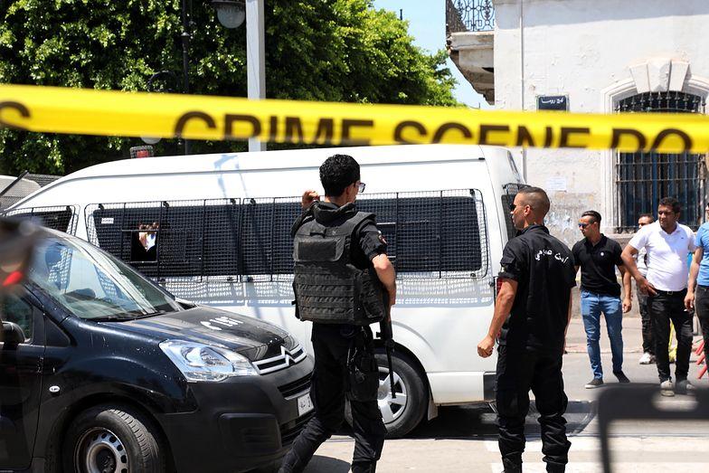 Tunezja. Dwa ataki bombowe. Są ofiary w Tunisie