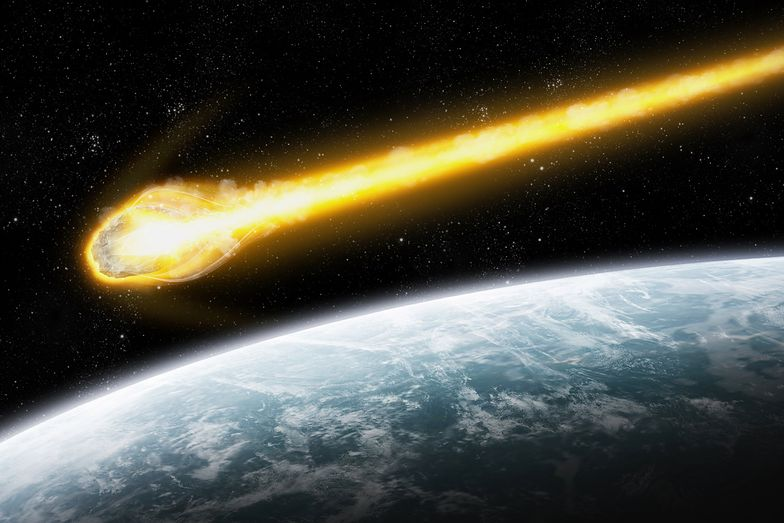 Asteroida 2019 OK pozostawała niezauważona do ostatniej chwili